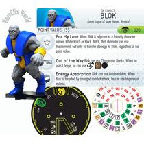 Heroclix - Superman And The Legion - Miniaturas Sueltas