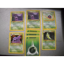 Cartas Pokemon Muk 1°edicion + Regalos