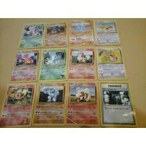 Cartas Pokemon Originales