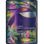 Cartas Pokemon Gengar Ex Full Art Holo Foil Mint