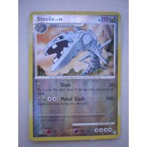 Steelix Estrella Pokemon Foil Diamond & Pearl Original