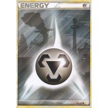 Cartas Pokemon Metal Energy Energia Mint