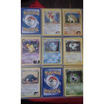 Cartas Pokemon Raras