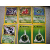 Cartas Pokemon Koga