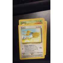 Cartas Pokemon Doduo Base Set 48/102 Mint