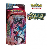 Iron Tde Ancient Mazo Pokemon Original Deck Cartas La Plata
