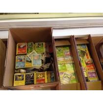 Cartas Pokemon 200 Cartas En Lote 150$