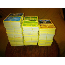 Lote Cartas Pokemon 200 $ Son 200 Cartas