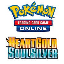 1x Código Pokemon Tcg Online Theme Deck Heartgold Soulsilver