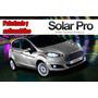 Polarizado + Antivandalico Ford Ecosport Linea Vieja