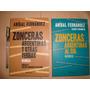 Lote 2 Libros Zonceras Argentinas Aníbal Fernández Envios !