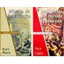 Karl Marx Lote X 2 Libros Nuevos El Manifiesto Comunista