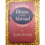 Lord Strang - Home And Abroad - En Ingles
