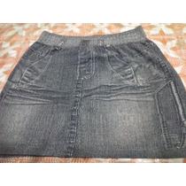 Minifalda Elastizada Simula Jean