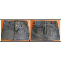 Mini De Jeans Nahana