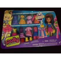 Polly Pocket Crissy Coleccion De Modas - Original Mattel