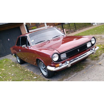 Renault Torino Ts Coupe 1974. Impecable!!!