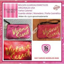 Portacosmeticos / Monedero / Guarda Celular Victoria Secret
