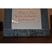 Diseño En Portaretrato Artesanal, Hecho A Mano.