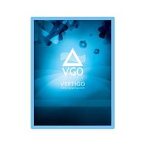 Lote 26 Portaretratos Vgo Vidrio S/marco Clip Varias Medidas