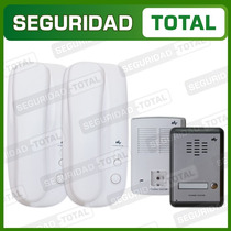 Kit Portero Electrico Hyundai C/2 Telefonos Intercomunicados