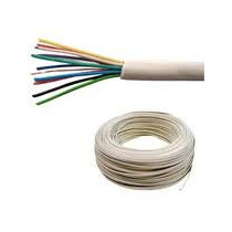 Cable Portero 1 Par Sin Neutro