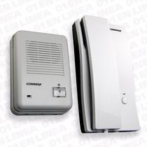 Kit Portero Electrico Telefono Cableado Commax Frente Pro