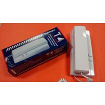 Teléfono Para Portero Netyer Modelo T4. Conexión 5 Hilos.