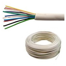 Cable Portero 4 Par Con Neutro X Rollo 200 Metros