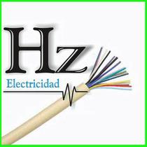 50 Mts Cable 1 Par 2 Hilos Porteros Alarma Telefonico Sensor