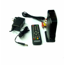 Sintonizador Digital Hd Pronext Xt34 + Antena Interior 20db