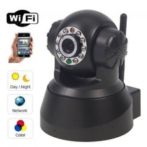 Camara Ip Wifi Inalámbrica Motorizada Android Iphone
