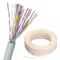 Cable Multipar Telefonico Subterraneo De 6 Pares X 50 Metros