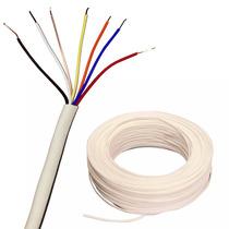 Cable Multipar Portero E Intercom. De 6 Pares X 50 Metros