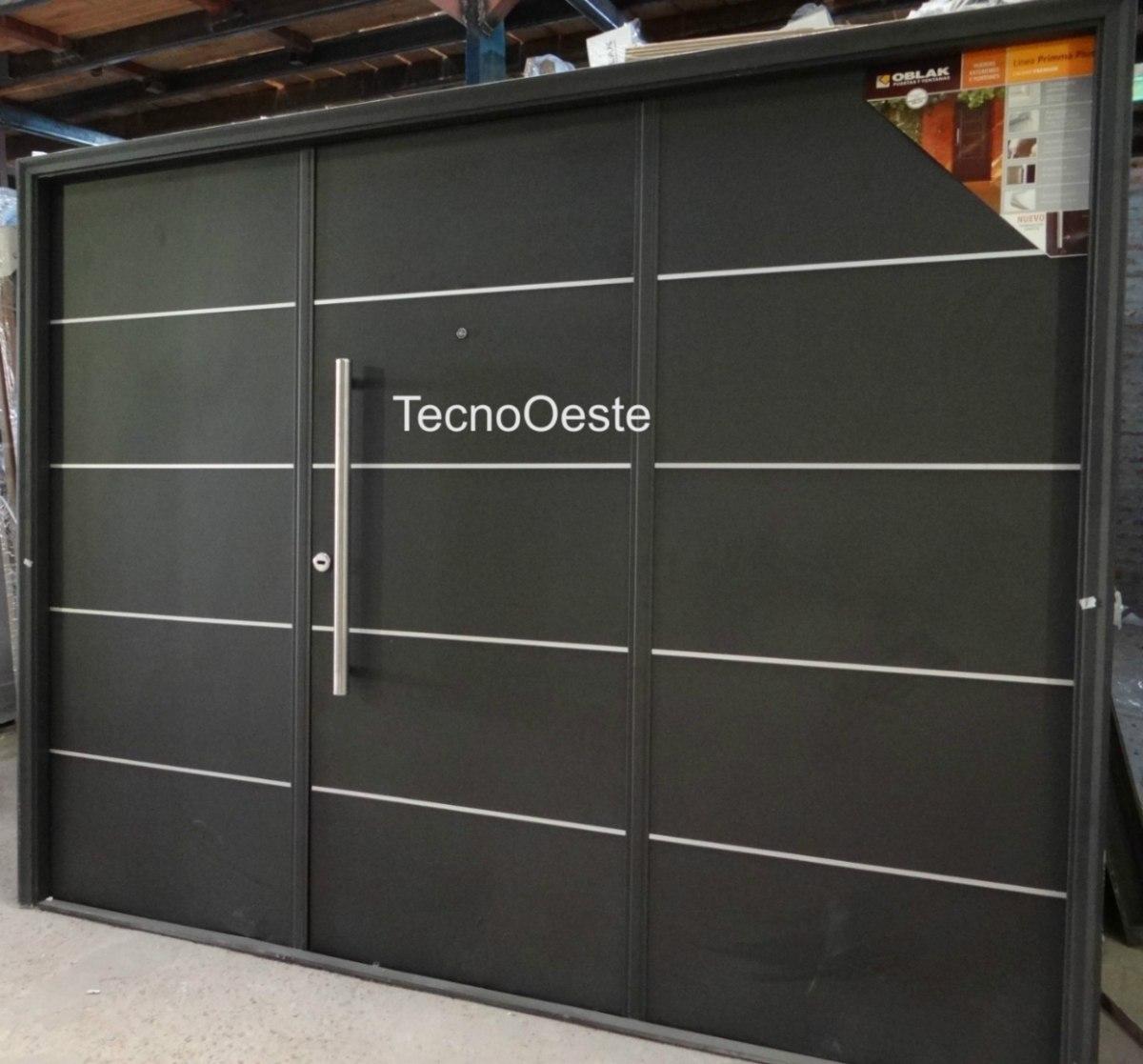 Porton puertas de garage portones puertas de madera for Puertas de madera para garage