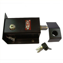 Cerradura Electrica Porton Automatico Electromagnetica Roa