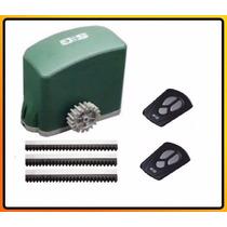 Kit Motor Porton Automatico Electrico 800kg 2 Controles Gtia