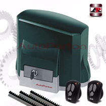 Automatización Portón Corredizo 800 Kilos Automático Seg Ap