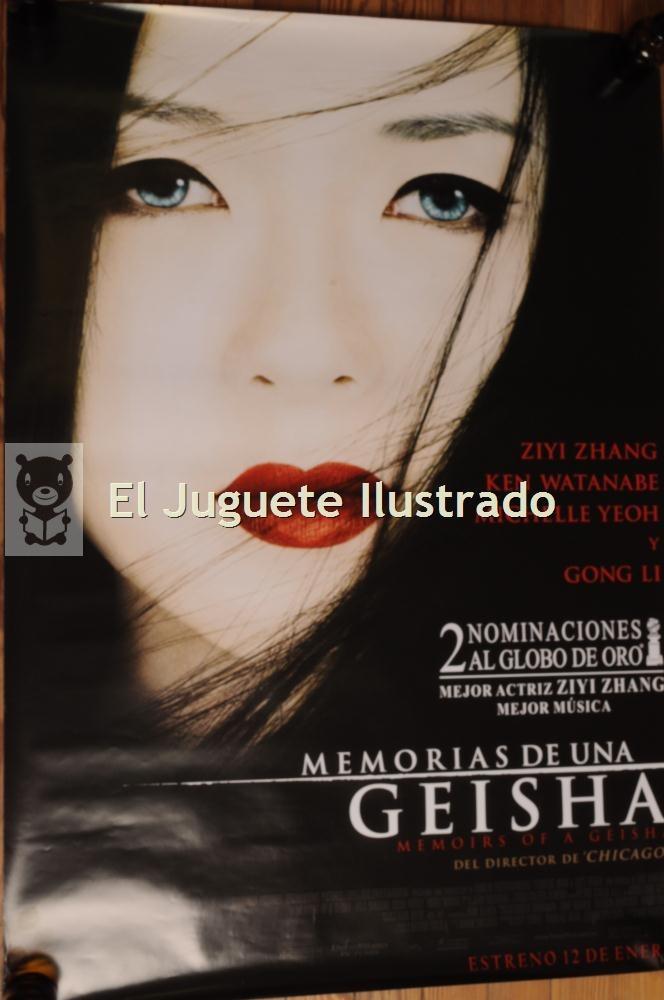 Memorias De Una Geisha 2005 de Rob Marshall