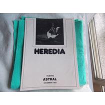 Víctor Heredia - Programa Teatro Astral - Alto Palermo