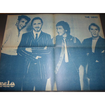 The Who Poster 54 X 42