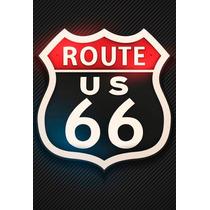 Route 66 - Ruta 66 - Cuadros