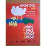 Antigua Publicidad Woodstock 94 Revista Billboard