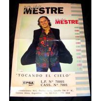 Poster Nito Mestre