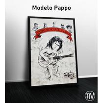 Cuadros Modernos Rock Nacional Pappo Spinetta La Beriso Sumo
