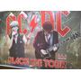 Ac Dc Afiche Poster Argentina River Ac/dc Black Ice Tour