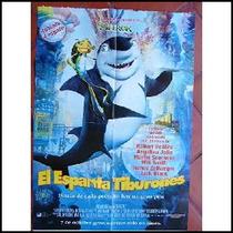Afiche El Espantatiburones Poster Disney