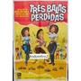 Afiche Tres Balas Perdidas - Rosita Quintana - 1961