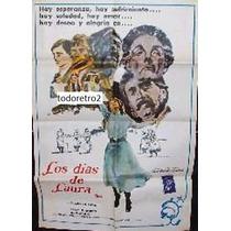Afiche Los Días De Laura - Julia Blake, Dorothy Bradley 1978