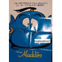 Afiche De Pelicula Aladdin Walt Disney Dibujo Animado 1992